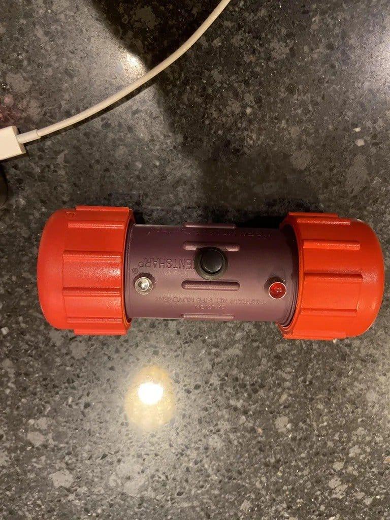 Bluetooth-динамик из ПВХ -трубы