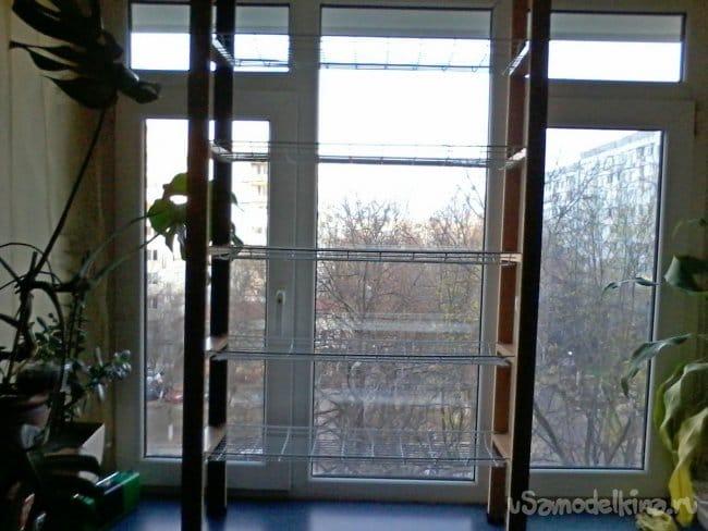 Мини-теплица для квартиры