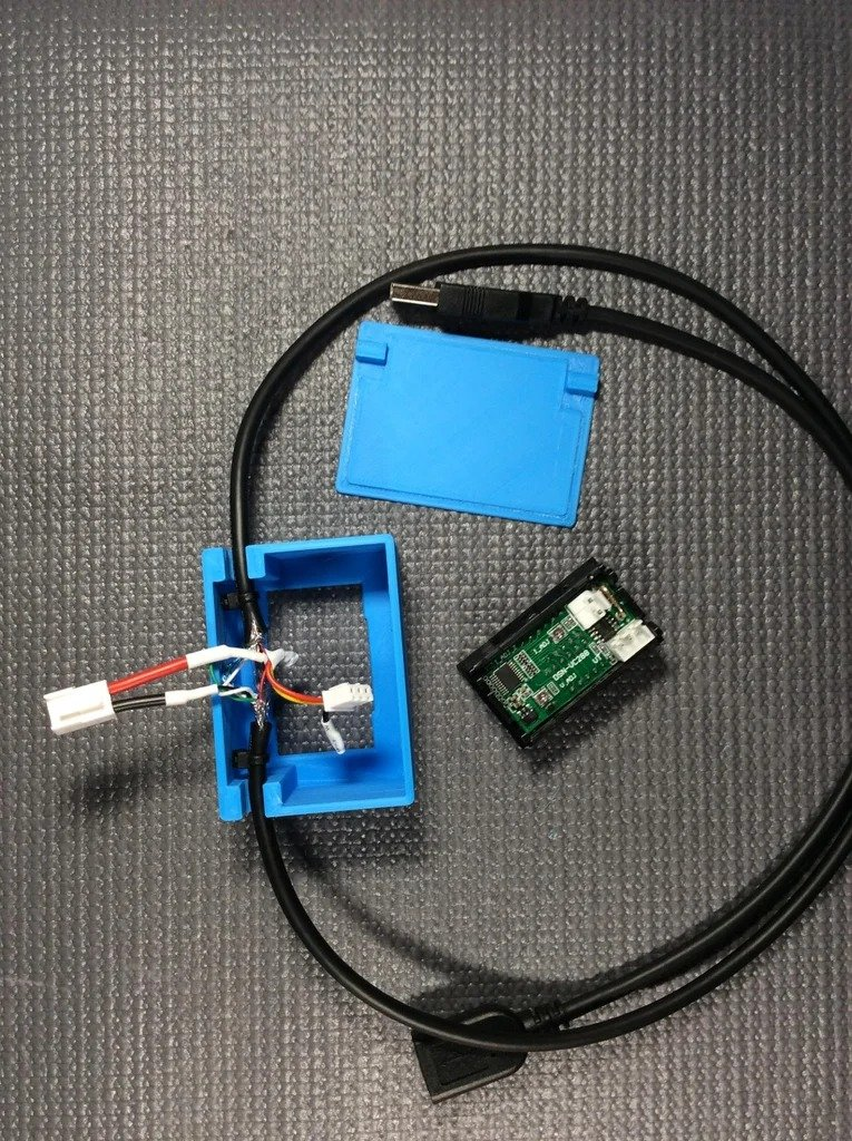 Устройство тестирования цепи при зарядке гаджета