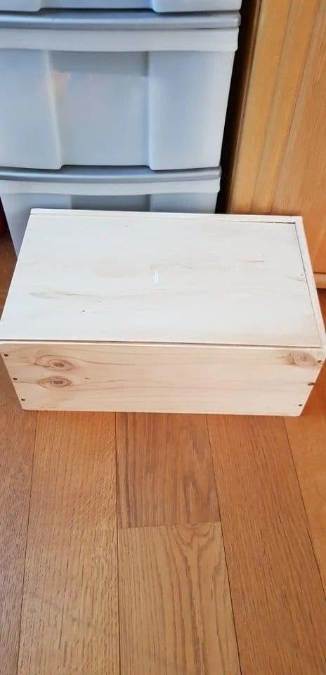 Винный ящик с различными датчиками