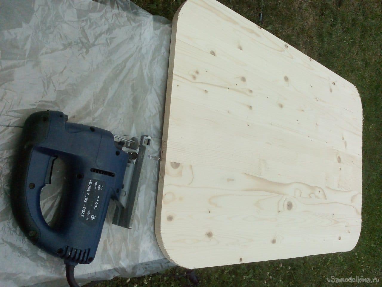 Стол из станины от швейной машинки. «Вторая жизнь» старых вещей