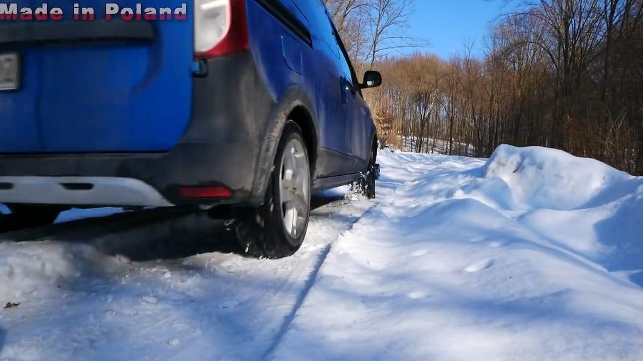 Как сделать снегоходы (пауки) для езды по снегу и льду