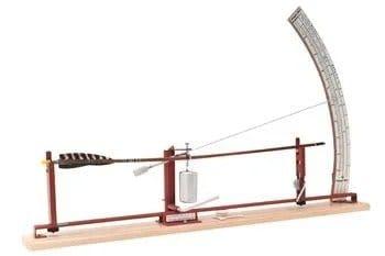 Электронный тестер древка стрелы