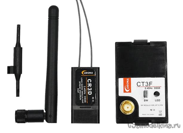 Простейший детектор сигнала