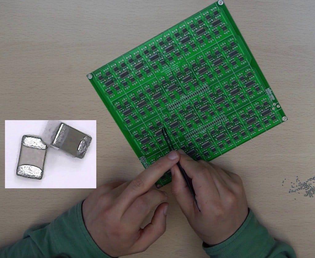 Устройство для левитации с помощью ультразвука