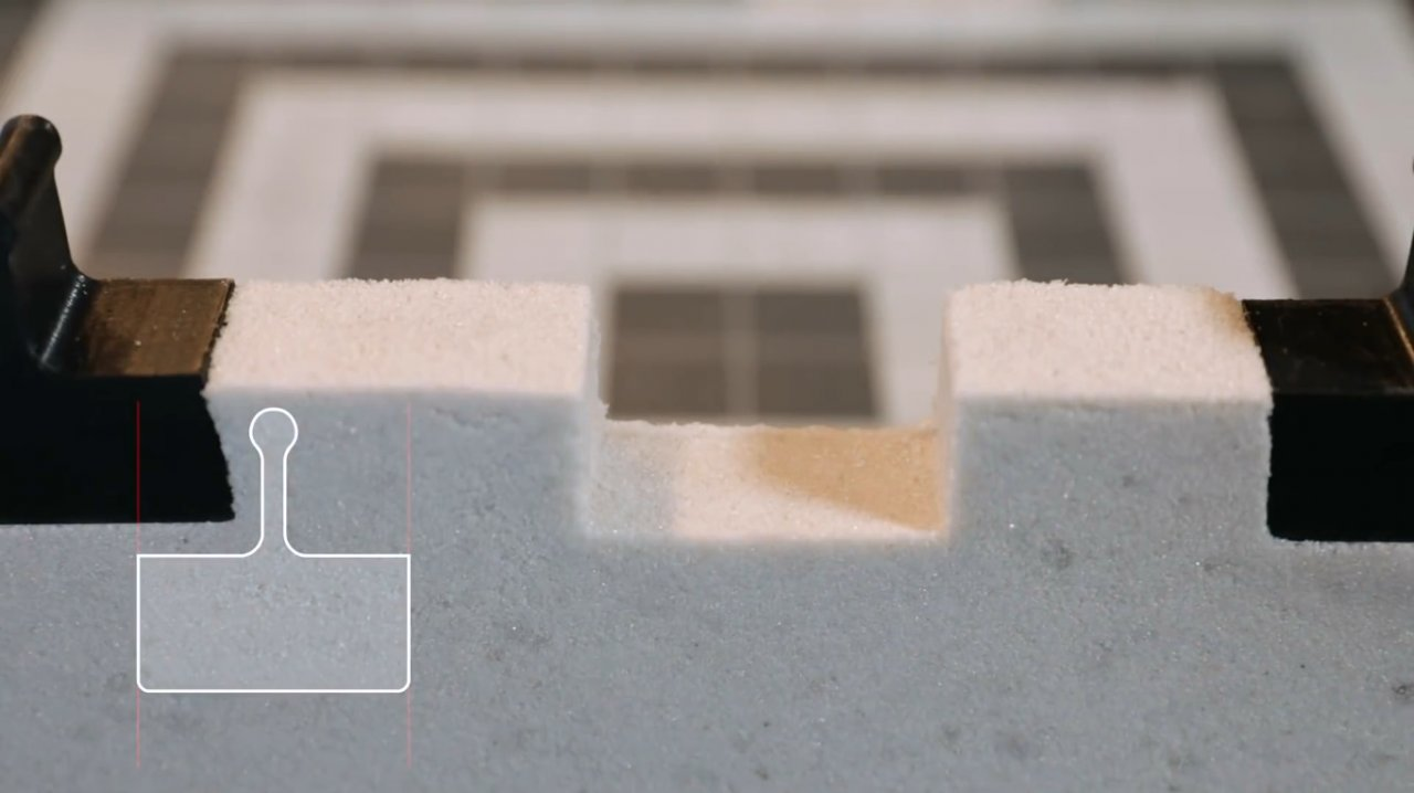 Отливка деталей из алюминия на основе печатных 3D моделей