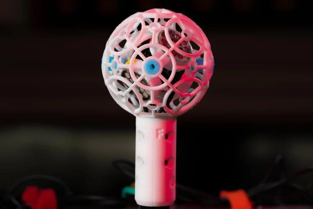 Амбизонический микрофон первого порядка