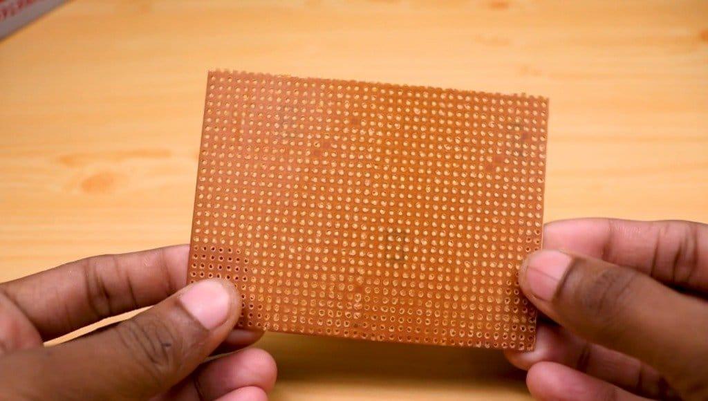 Сканер отпечатка пальцев