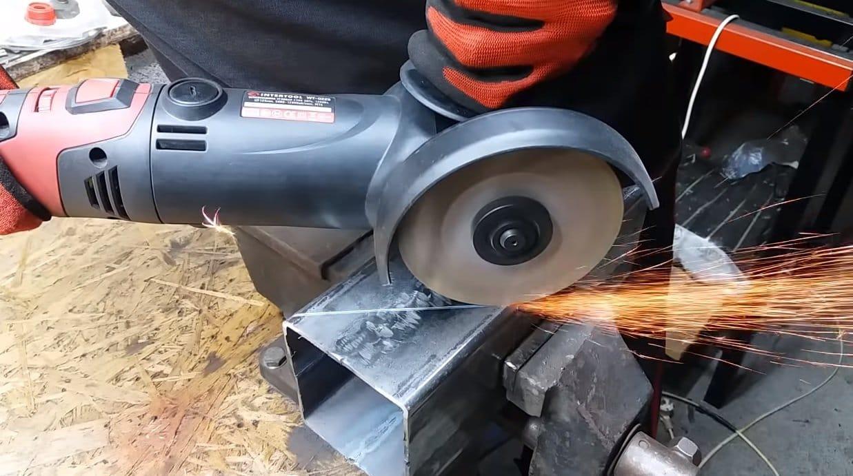 Складная печь ракета