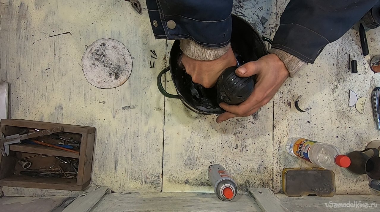 Печь 2 в 1 из старых кастрюль и миски (без сварки)