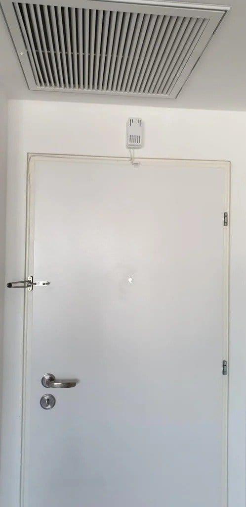 Расширение функционала дверного звонка