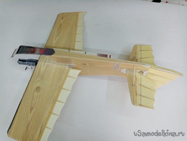 Самолет в стиле «СТИМПАНК»