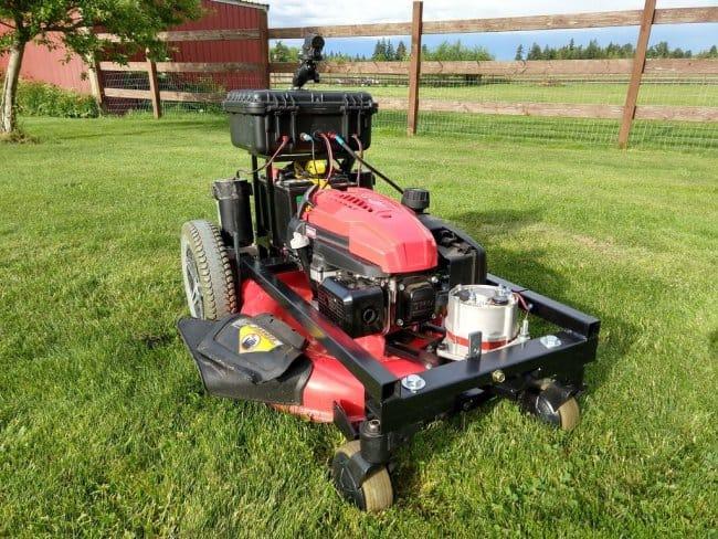 Ardumower: делаем автоматическую газонокосилку своими руками / Хабр