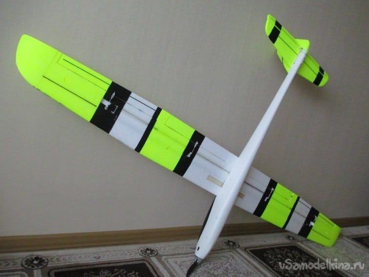 Ливрея на планер Volantex 759-3 2400 2400 мм и Phoenix 2000