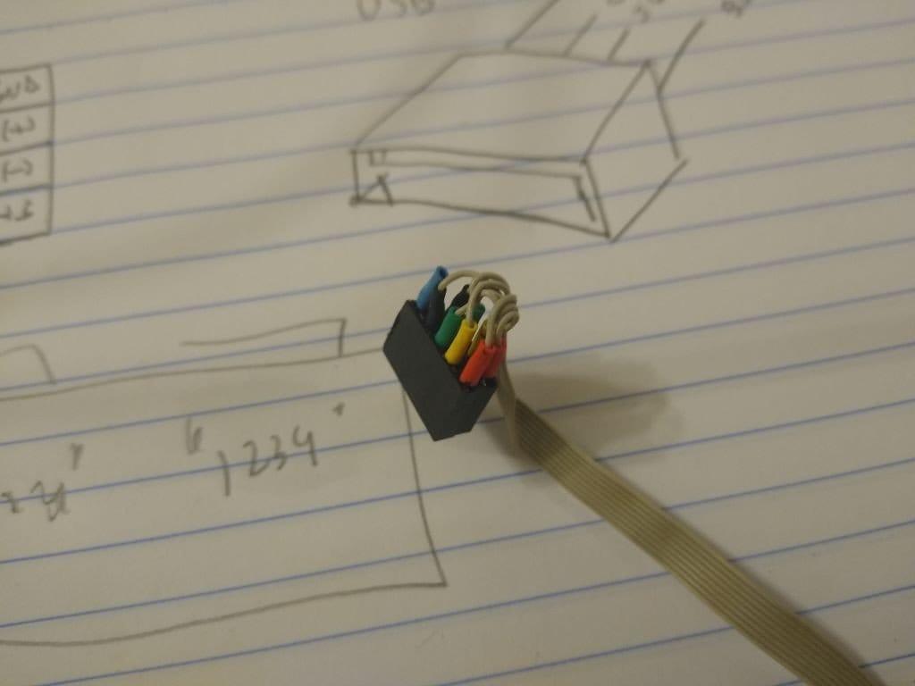Мечта Андрюши Звездунова - системник в корпусе Sega Mega Drive