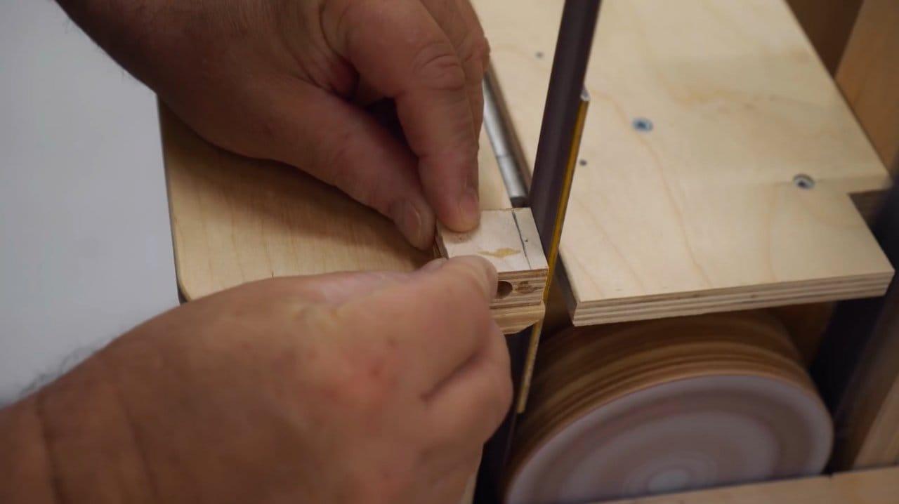 Гейферный захват своими руками + чертеж