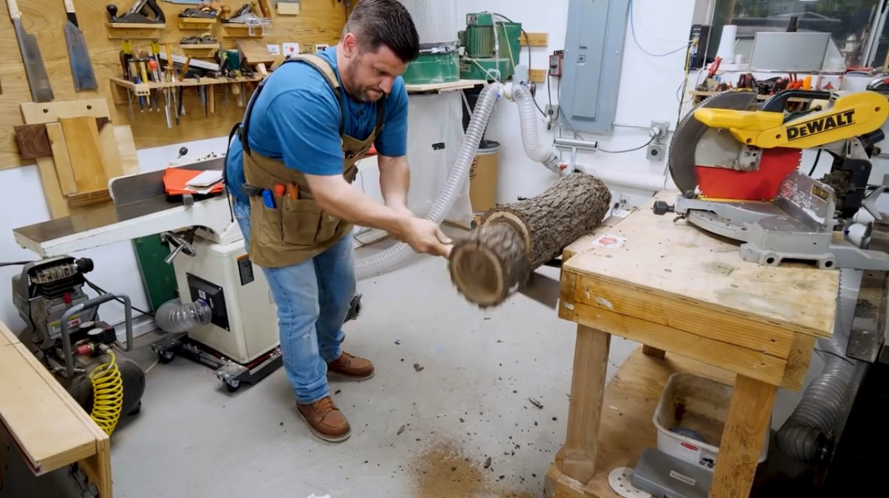 Шкатулка из орешника с магнитной защелкой своими руками