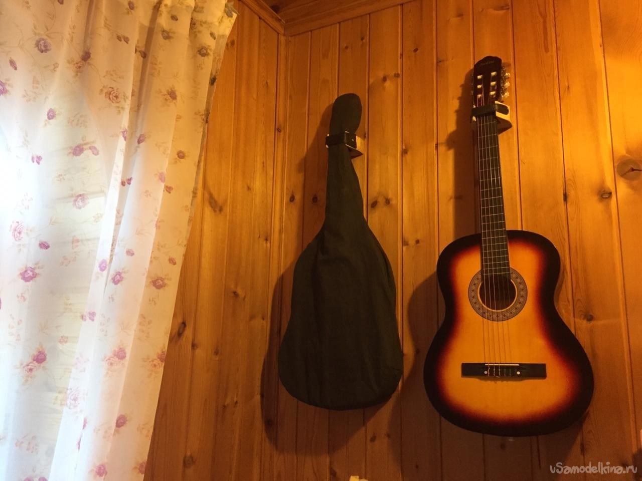Подвес для гитары