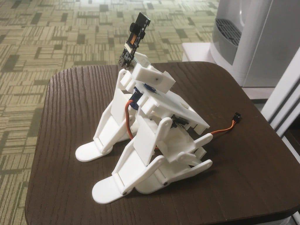 Как сделать робокота