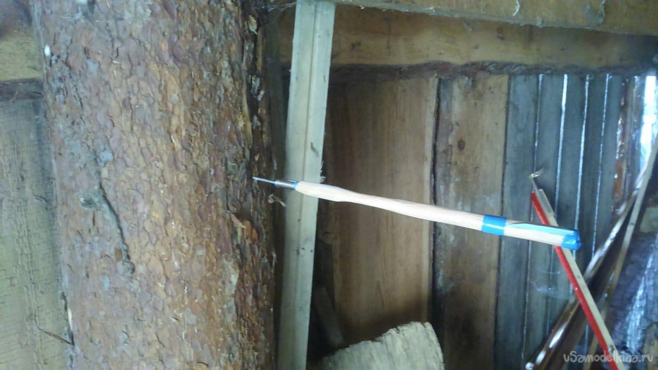 Стрелы для мини-арбалета из бросового материала