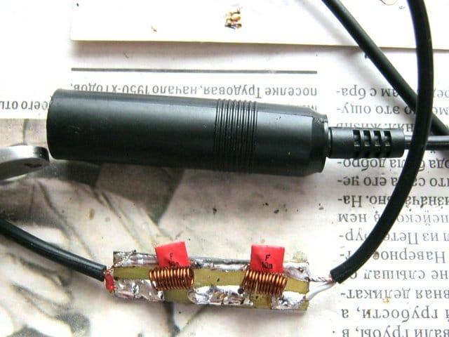 Антенна для FM-передатчика