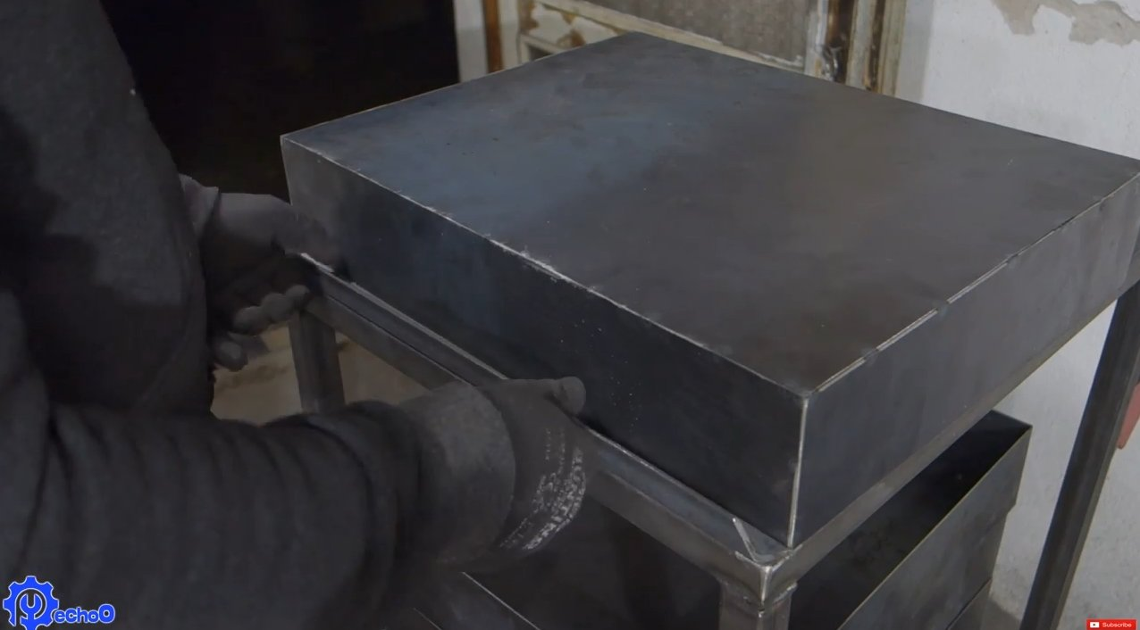 How to make a movable toolbox