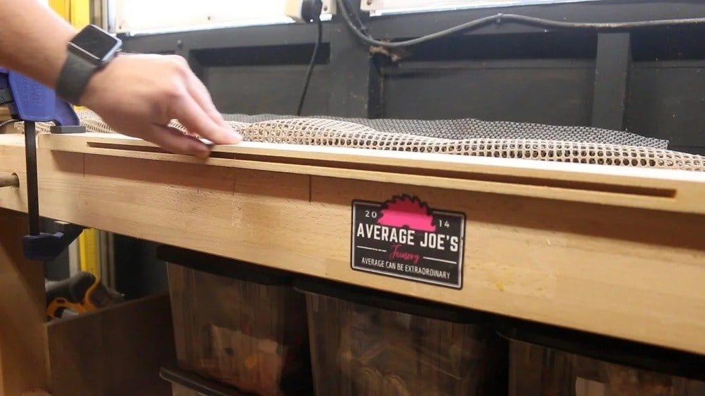 Screen for radiator