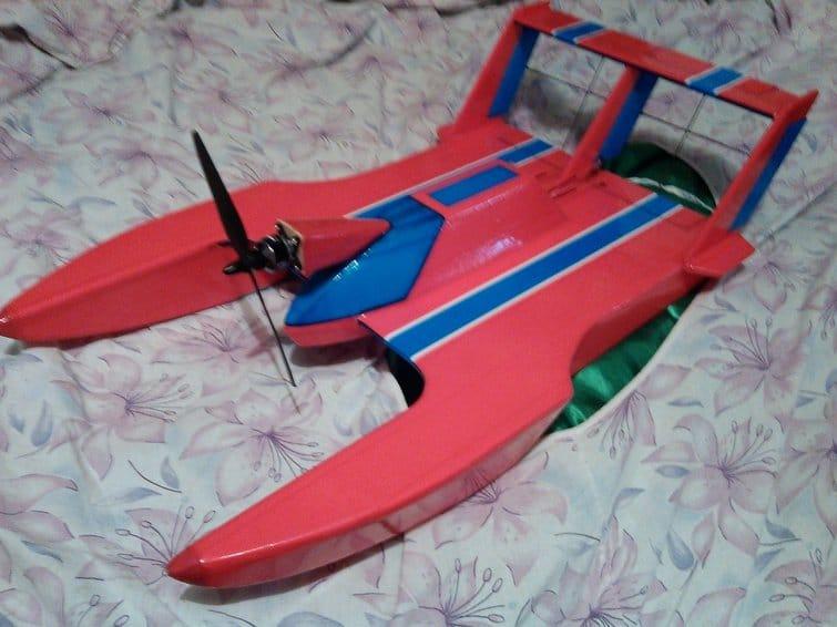 Shnyaga or flying board