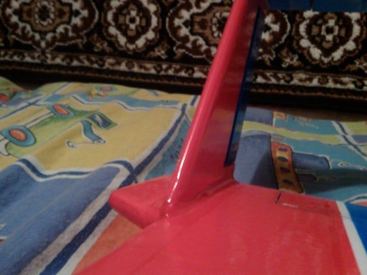 Shnyaga or flying board & laquo; Chew?