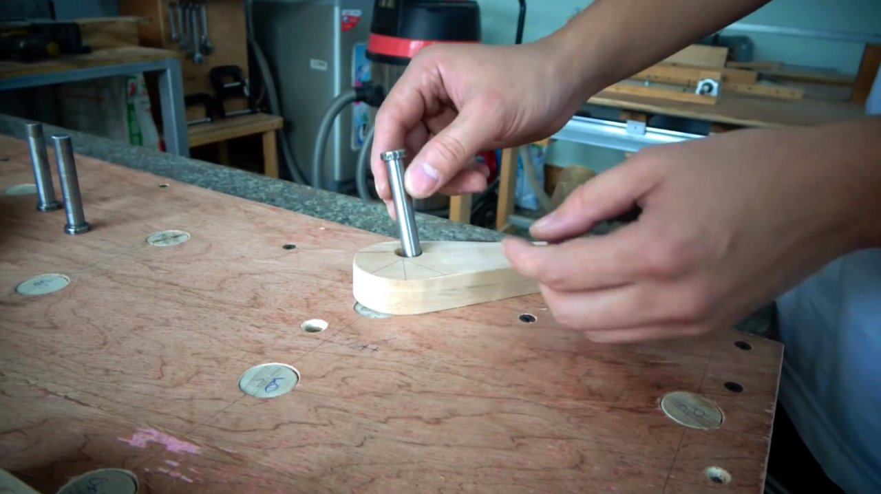 Do-it-yourself professional planer carriage