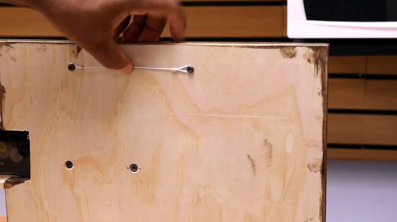 How to make an Art Nouveau wall clock