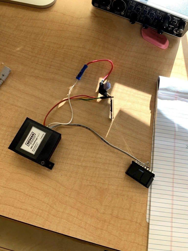 OBD scanner based on Arduino