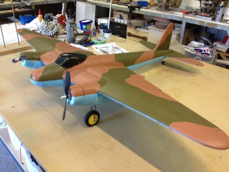 De Havilland DH.98