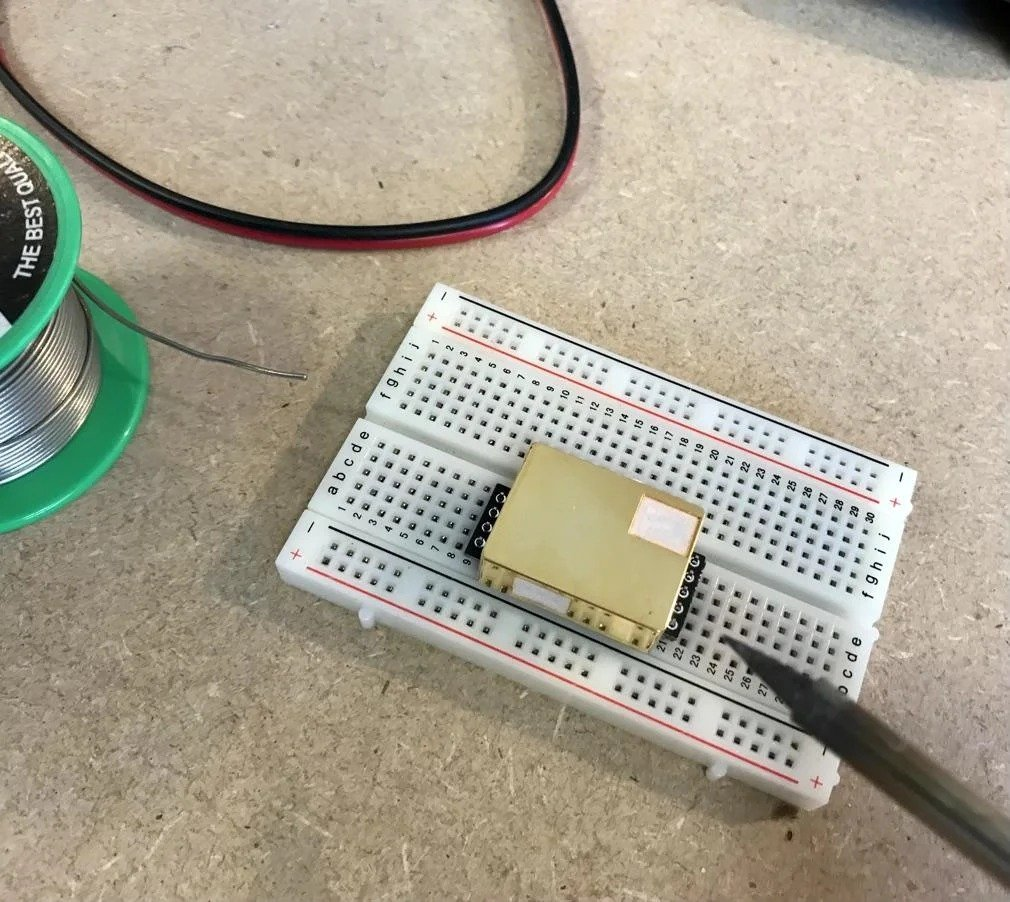 CO2 level monitoring device