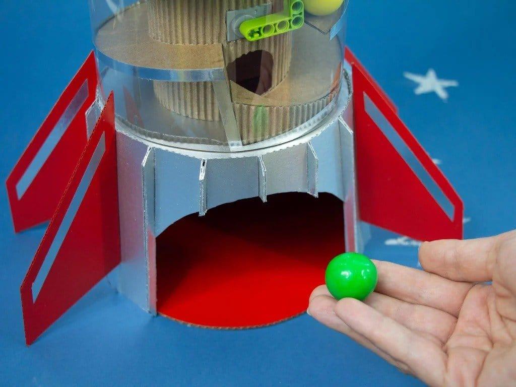 Dispenser for gummies