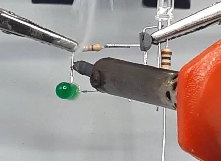 How to make an infrared proximity sensor