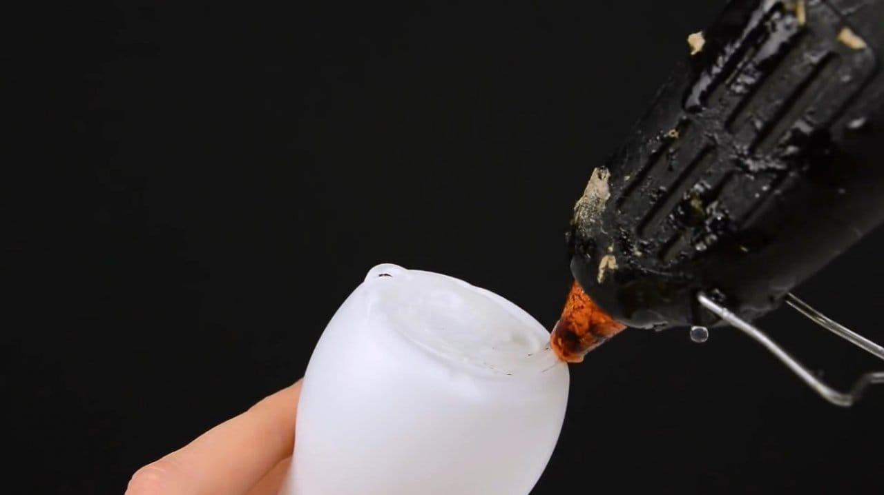 How to make a mini vortex cannon