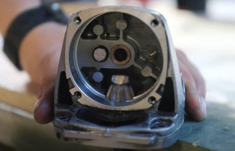 Простой электрический лодочный мотор