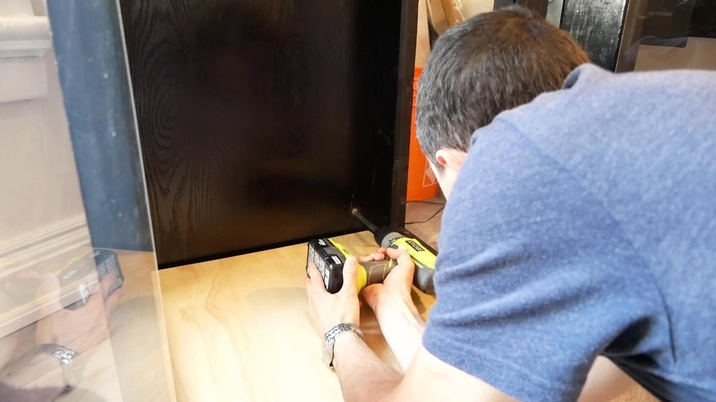 3D printer cabinet and laptop table