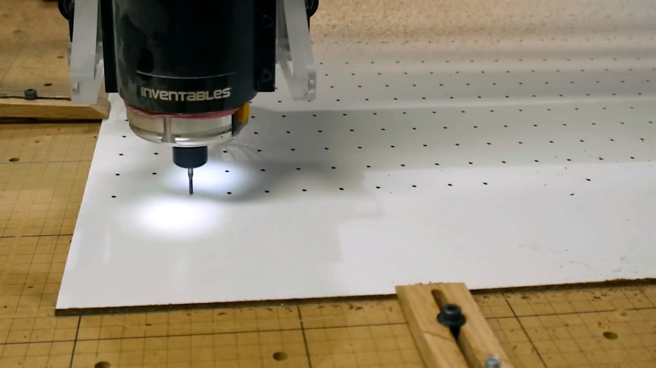 Do-it-yourself air hockey board game