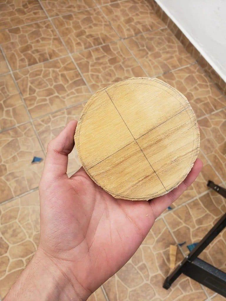 Wooden katana - toy for children