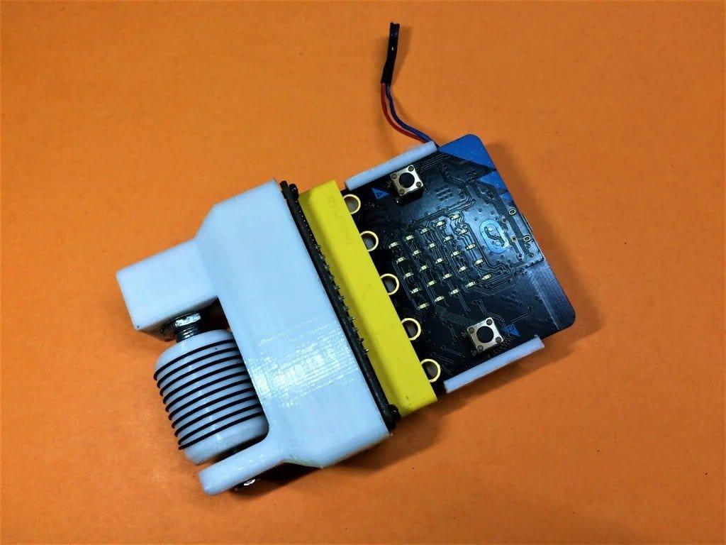 Microbit digital measuring instrument