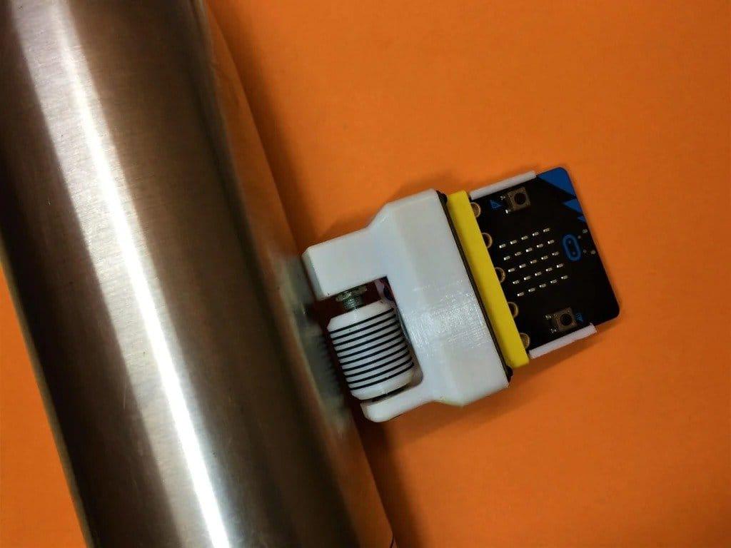 Digital measuring tool on Microbit