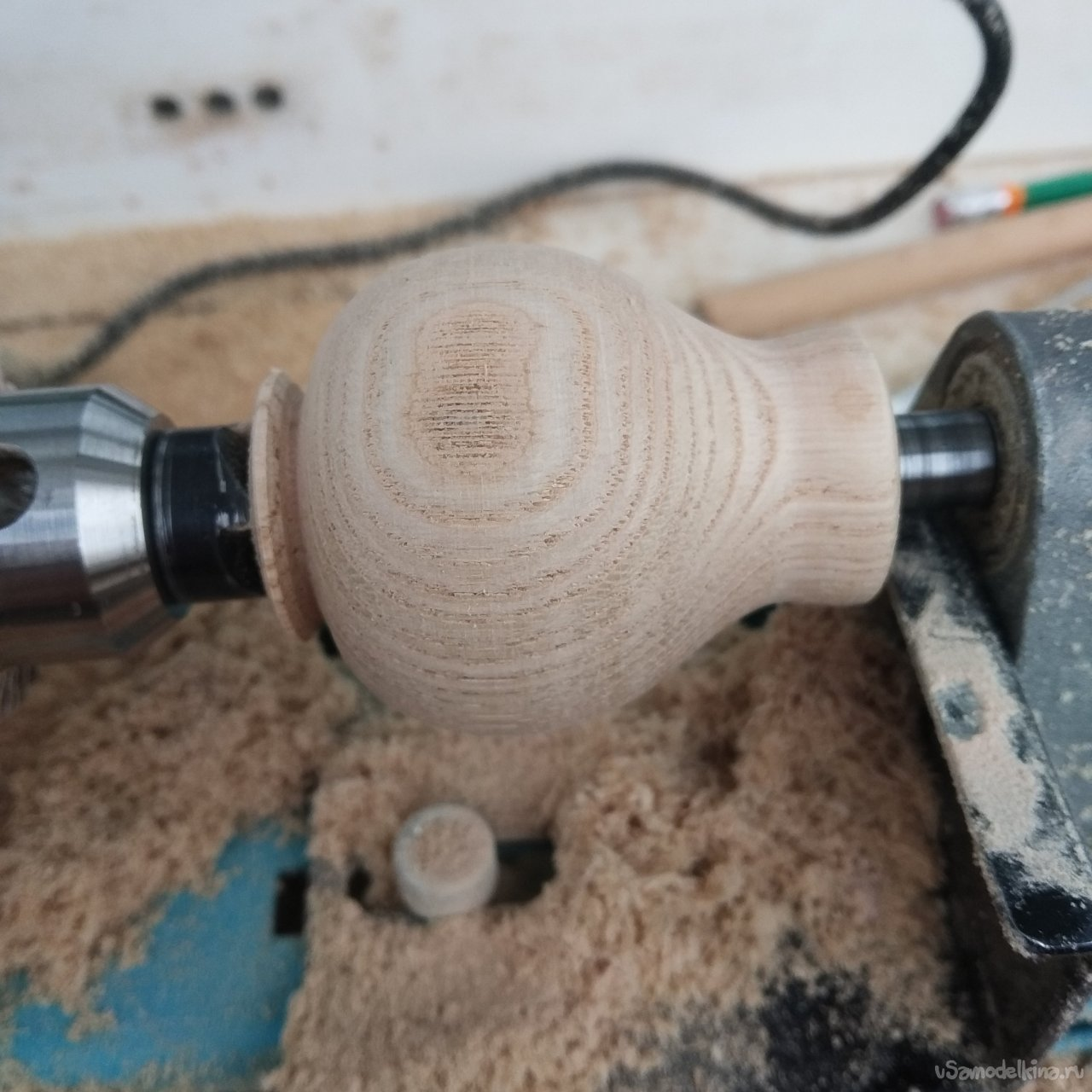 Handle for the tool