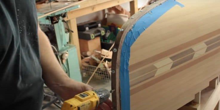 Exclusive designer canoe
