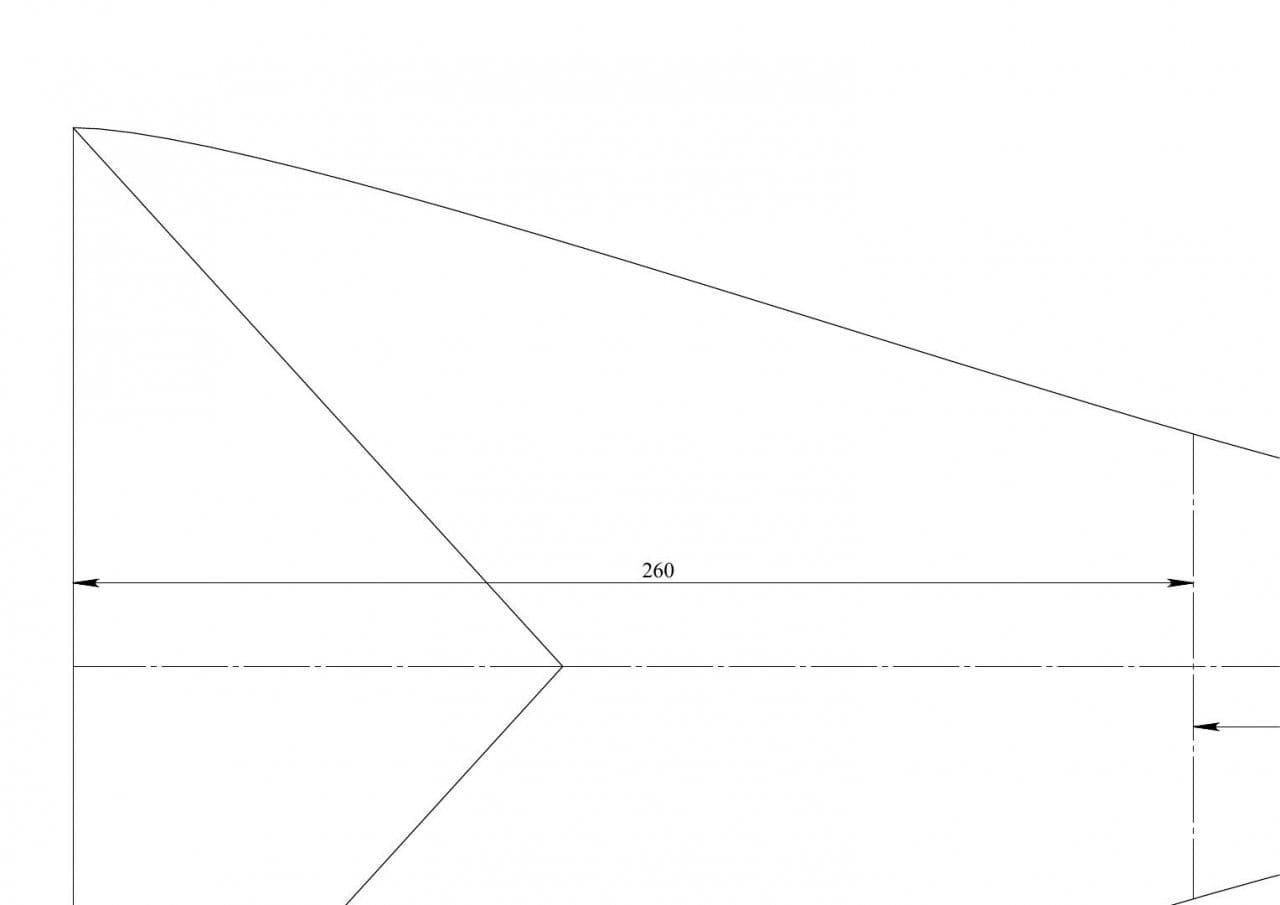 Seaplane STRIZH - Seaplane STRIZH from underlayment under the laminate