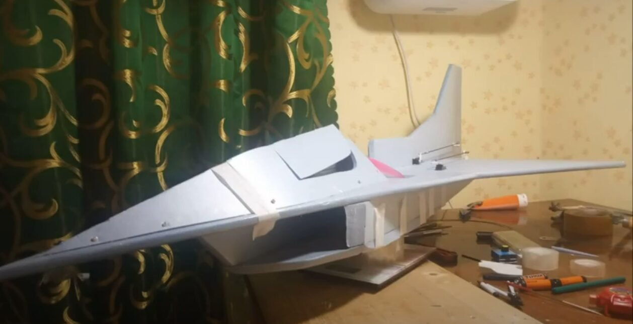 Creation of a universal aircraft model