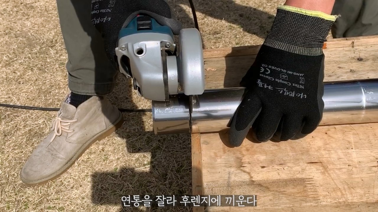 Do-it-yourself touristic wood-burning stove (stove for a tent) without welding