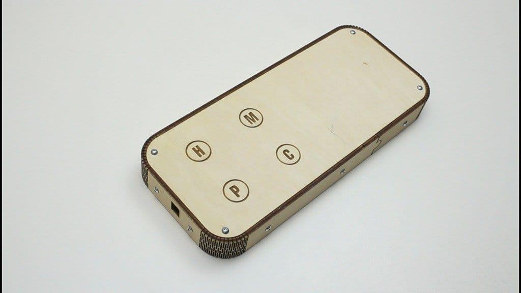 7-сегментные светодиодные часы на базе Atmega328