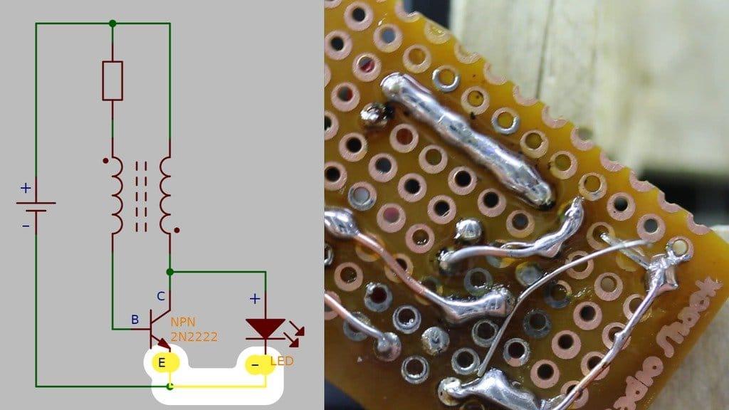 Boost voltage converter or